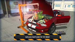 Car Mechanic Job: Simulator Mod