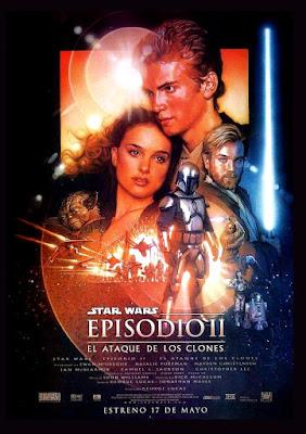 Star Wars. Episodio II: El ataque de los clones - Cartel