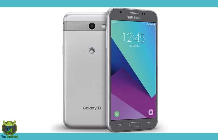 Samsung Galaxy J3 2017 SM-J327A Specs Datasheet