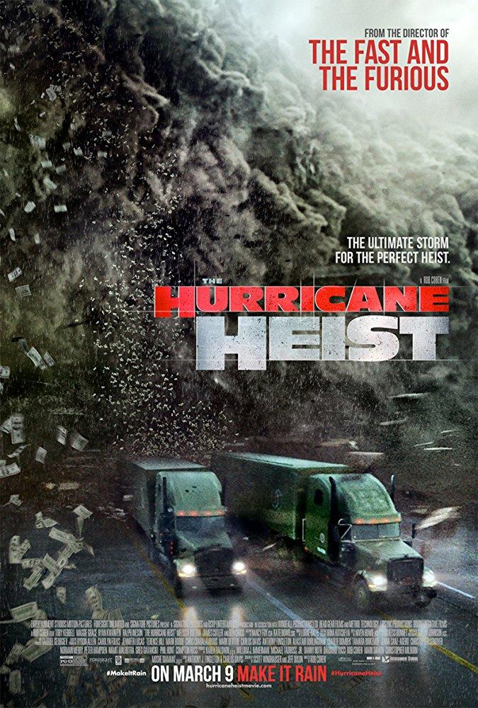 The Hurricane Heist 2018 HDCAM 850MB Dual Audio ( Hindi – English ) MKV