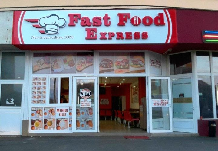 Fast Food Express Arad Kebab Express