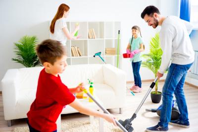 5 Tips Merapikan Rumah di Akhir Pekan