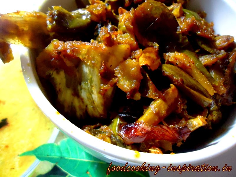 The cheat in the retreat - Chhanchra - Traditional vegetable peel dish
