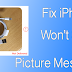 How To Fix iPhone Won't Send Picture Messages