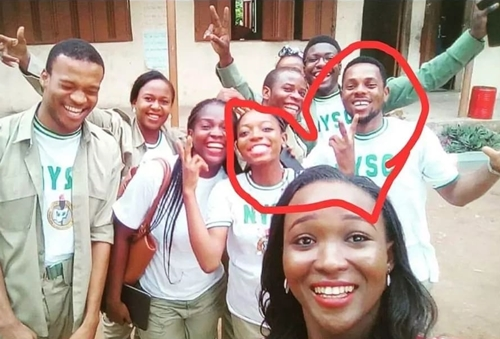Couple Set To We'd 2 Years After Meeting At NYSC (Photos)