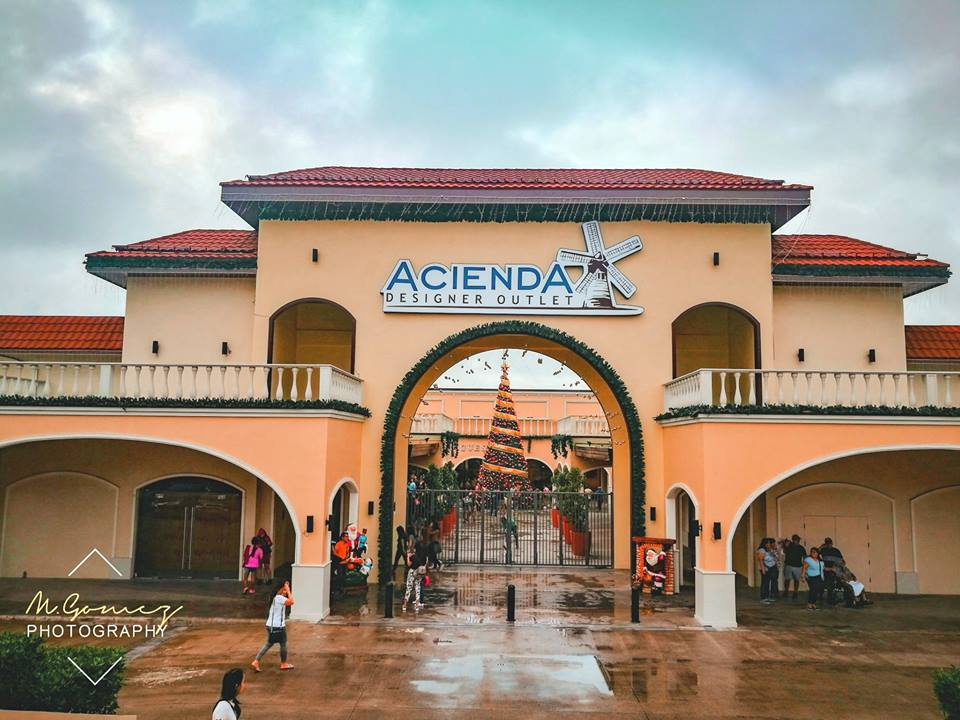 Acienda Outlet Mall Tagaytay Blog review