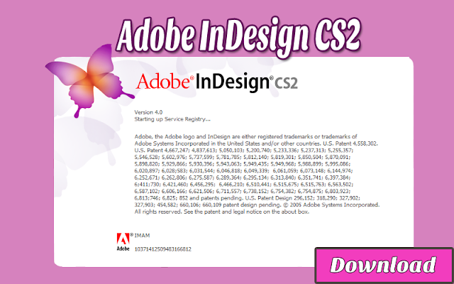 Download Adobe InDesign CS2 RESMI, LEGAL, GRATIS & HALAL | Adobe