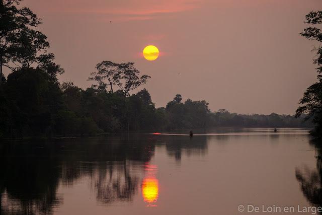 Porte Sud - Angkor - Cambodge