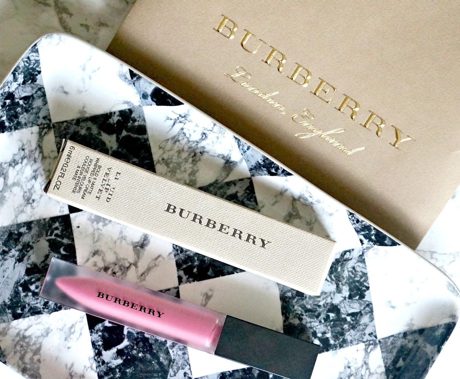 Burberry Liquid Lip Velvet No. 21 Primrose Liquid Lipstick