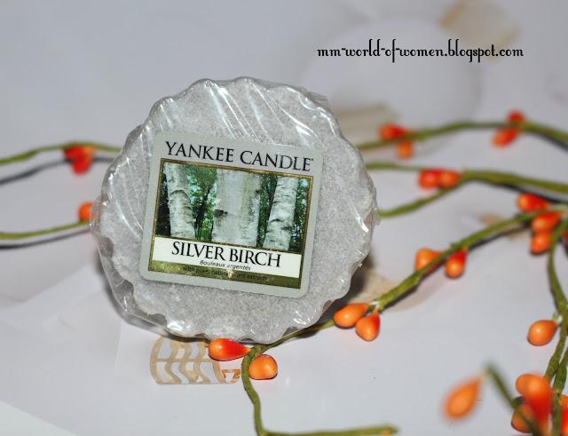 Na piękne wspomnienia odpalam Silver Birch !!!