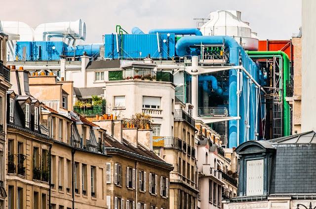 El Centro Pompidou