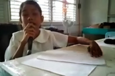 Viral Video: Blind Filipino girl sings Miley Cyrus 'Wrecking Ball'