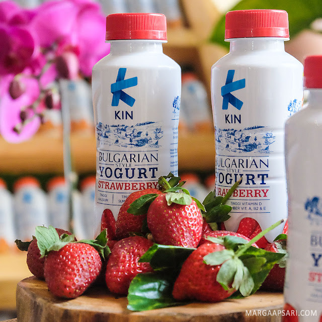 KIN Bulgarian Yogurt