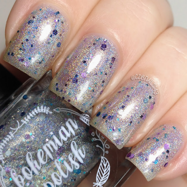 Bohemiam Polish-Deep Space Fine