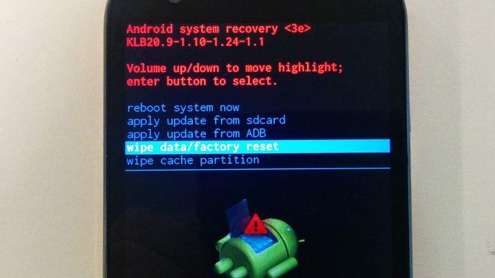 Cara Menghilangkan Mode Aman di Android