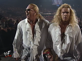 WWE / WWF Judgement Day 1998: In Your House 25 - Christian (w/ Gangrel) beat Taka Michinoku