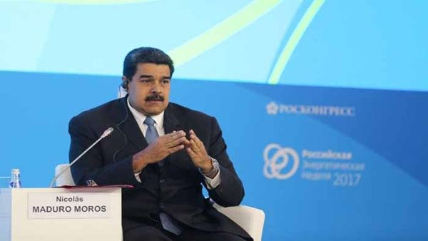 Presidente Maduro: Exigencia de levantar bloqueo contra Cuba es un canto de la humanidad