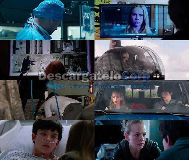 El Espacio entre Nosotros (2017) DVDRip Español Latino