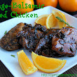Curry and Comfort: Orange-Balsamic Glazed Chicken