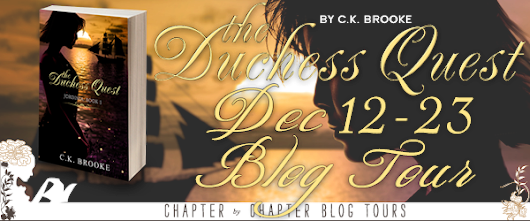 Blog Tour and Review: The Duchess Quest
