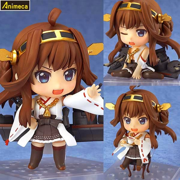 FIGURA KONGOU KanColle NENDOROID Kantai Collection