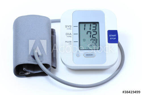 How to Check the Blood Pressure at Home
