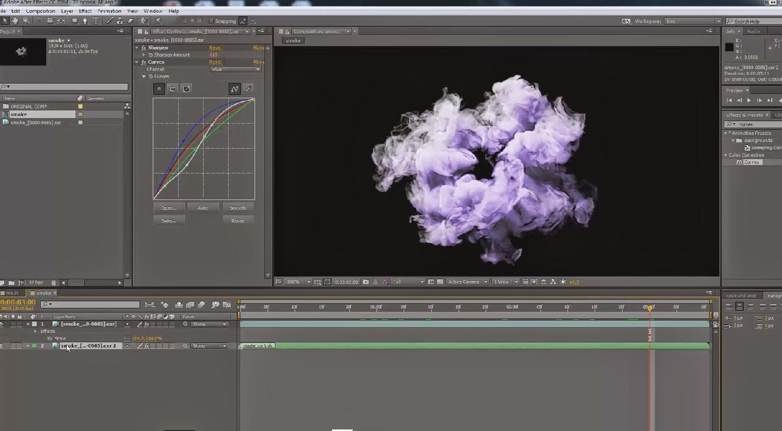 Creating Crystal Ball Ident in Cinema 4D | CG TUTORIAL