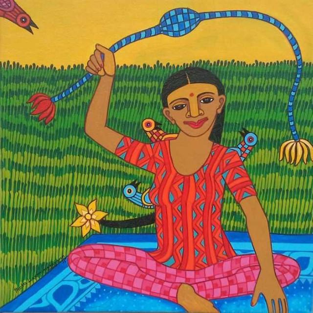 Индийский фолк. Thota Laxminarayana