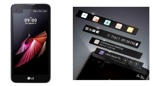 LG X Screen Terbaru