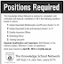 The Knowledge School Network Lahore Jobs