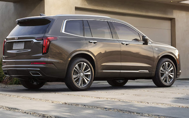 Cadillac XT6 2020 Luxury