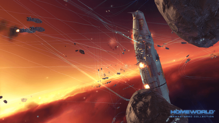 10 Best Strategy Games for PC, Gaming, Gaming Tips and Tricks, Homeworld