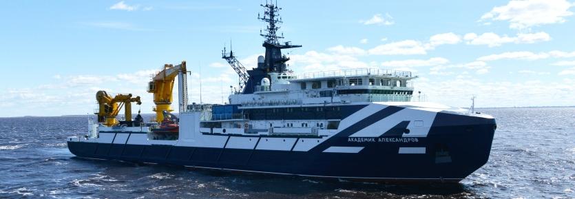 Міноборони РФ отримало нове розвідувальне судно