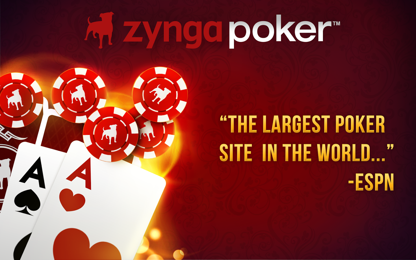 Image result for zynga poker banner