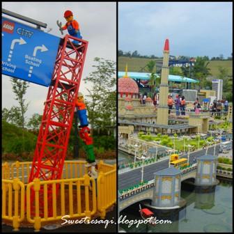 SweetieSaQi: Legoland oh Legoland Nusajaya, Johor