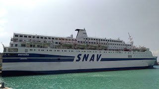"Ancona: Snav firma accordo volontario ""Ancona blue agreement"""