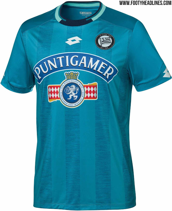 Sturm Graz 19 20 Kits Released Footy Headlines