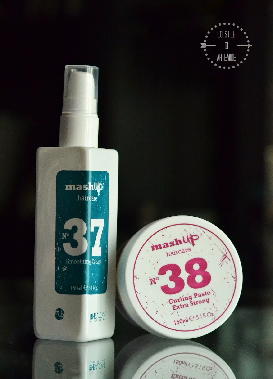 crema lisciante mashup hair care