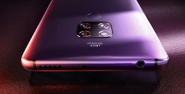 Huawei Mate 30 Pro supposedly coming up with two 40MP cameras