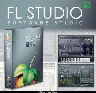 برنامج تعديل الصوت download fl studio