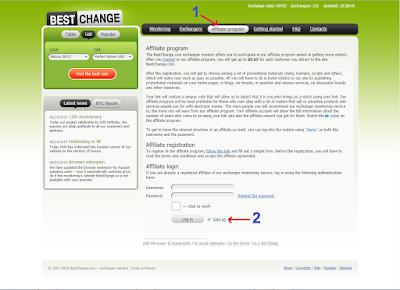 bestchange sign up