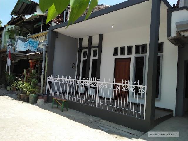 Progress Proyek Renovasi Rumah Kenanga