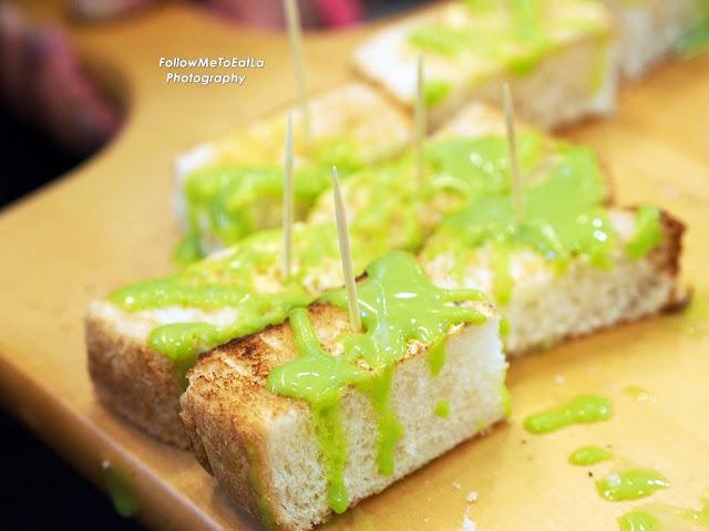 Tasty Kaya Toast For Tasting