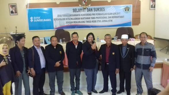 Gusti M Ali Terpilih Sebagai Ketua PWI OI