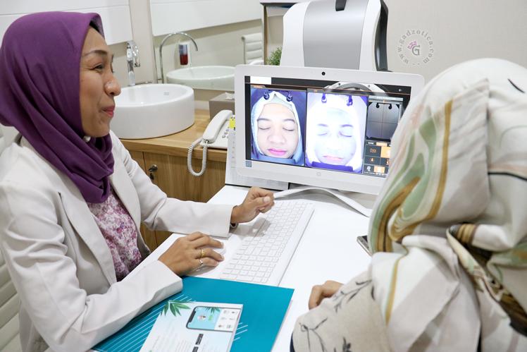 Review Facial Maxine Clinic