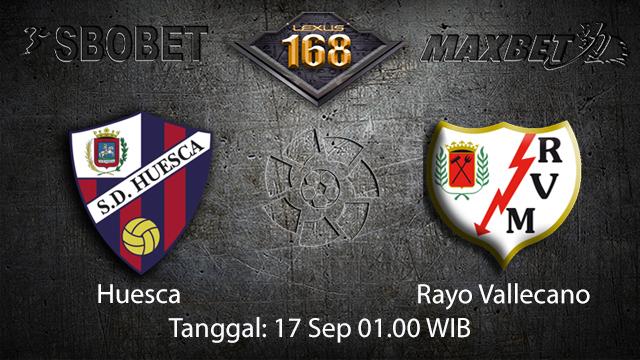 Prediksi Bola Jitu Huesca vs Rayo Vallecano 17 September 2018 ( Spanish La Liga )