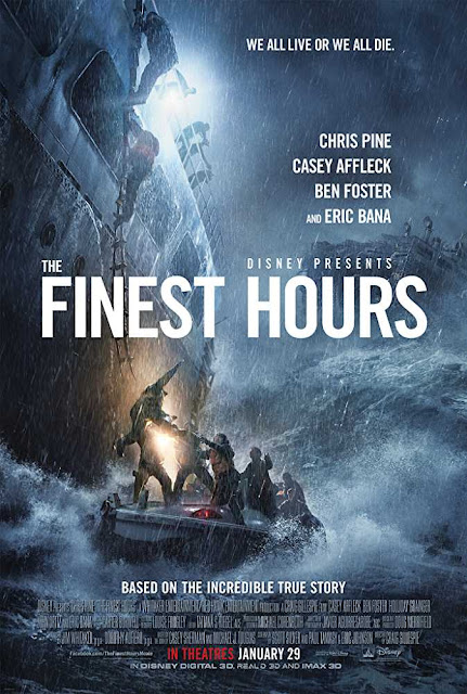The Finest Hours 2016 Full Movie Download Dual Audio Hindi 720p