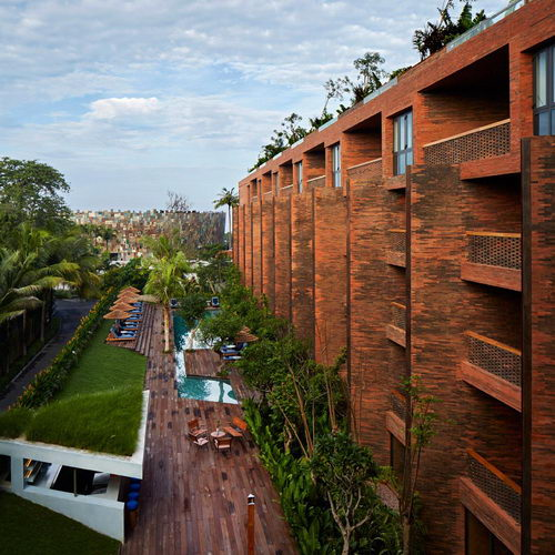 Tinuku Katamama boutique hotel in Bali design by Andra Matin and PTT Family for art and ethnography lovers