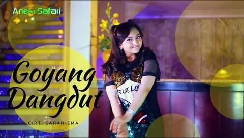 Lirik Lagu Goyang Dangdut - Jihan Audy