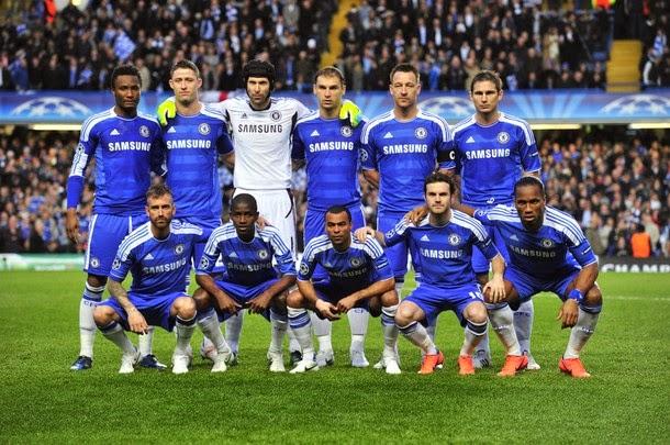 Champions League 2011/12 : Chelsea